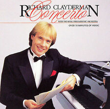 Richard Clayderman Concerto with the Royal Philharmonic Orchestra, New Music