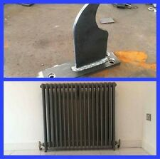 Cast Iron Radiator Brackets Wall Stay. 4 Column Radiators 780mm High Onwards
