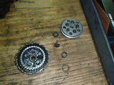 SUZUKI RM 125 1983 clutch assembley  I have more parts for this bike/others