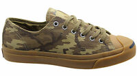 Converse JP Ltt OX Oxford Jack Purcell Camo Leather Mens Trainers 139800C D14