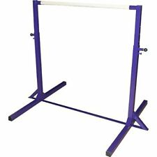 Gymnastics Purple Mini High Bar with out Extension Legs