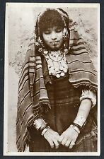 C1970's View of a Young Berbere Girl in Traditional Dress
