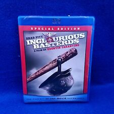 Inglourious Basterds (Blu-ray Disc, 2009, 2-Disc Set, Special Edition) Brad Pitt
