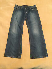 "Womens Full Circle Cult Of Denim Hertford Seve Jeans Size 32"" Waist, 29"" Leg"
