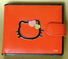 HELLO KITTY Diamante Wallet with credit card compartment bag purse red