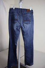 Lucky Brand Sophia Boot Cotton Blend Stonewashed Boot Cut Jeans Size - 4/27