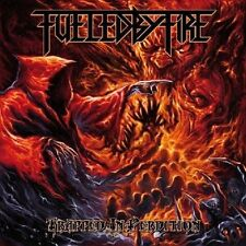 Fueled By Fire - Trapped in Perdition CD 2013 thrash NoiseArt Records