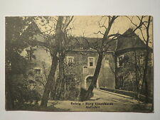 Belzig - 1925 - Burg Eisenhardt - Auffahrt / AK