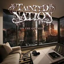 TAINTED NATION - On the Outside     - CD NEU