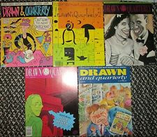 Drawn & Quarterly 1 - 10 FIRST PRINT 1990 NM Comic Mag Collection 1st TEN ISSUES