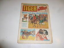 TIGER & JAG Comic - Date 17/05/1969 - Toy of The Rovers (UK Comic)