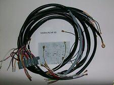 IMPIANTO ELETTRICO ELECTRICAL WIRING VESPA PK HP 50 CON SCHEMA ELETTRICO