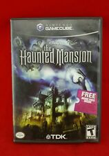 Disney's The Haunted Mansion - Nintendo GameCube, 2003 !!! Complete!