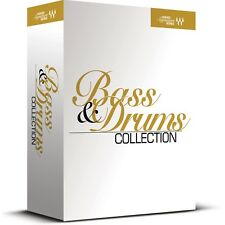 Waves Signature Series Bass & Drums Plugins Bundle Collection