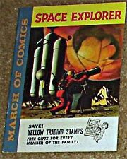 MARCH OF COMICS 202 SPACE EXPLORER VF GIVEAWAY PROMO PROMOTIONAL RARE