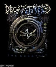DECAPITATED cd cvr THE NEGATION Official SHIRT LRG new