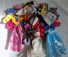 BARBIE DOLL CLOTHES--Lot of 48 Items of Clothing-NICE-LOOK!!!!