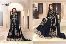Ethnic Bollywood Party Wear Indian Suit Pakistani Designer Suit Weding JR F 1005