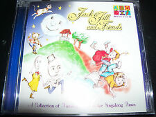 Jack & Jill And Friends ABC Kids Collection Of Nursery Rhymes CD