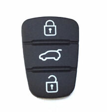 2 PC KEYLESS Remote 3 Button Key Pad in gomma per Hyunda i30 IX35 KIA SEMI sportag