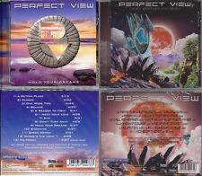 2 CDs, Perfect View - Hold Your Dreams (+1) + Red Moon Rising, AOR, Toto,Journey