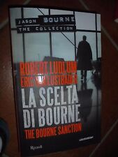 LA SCELTA DI BOURNE THE BOURNE SANCTION ROBERT LUDLUM ERIC VAN LUSTBADER N° 7