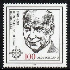 WEST GERMANY MNH STAMP DEUTSCHE BUNDESPOST F VON BODELSCHWINGH 1996 SG 2694