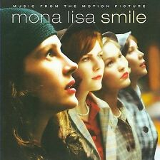 mona lisa smile music from the motion picture 2004 Sony soundtrack CD