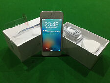 Apple iPhone 5s 16gb Silver White EE Network **BOXED** .6 MONTH FREE WARRANTY 21