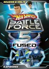 Hot Wheels Battle Force 5: Season 2 - Vol 4 DVD, None, None