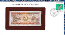 Banknotes of all Nations Mozambique 1980 50 Meticais  UNC P125 ZB REPLACEMENT