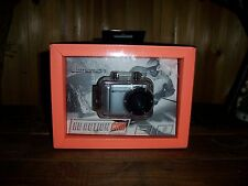 EMERSON HD ACTION CAMERA  SMP CAMERA RECHARGEABLE SPORTS CAM 4X DIGITAL ZOOM
