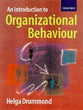 Introduction to Organizational Behaviour-ExLibrary