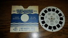 MAUI THE VALLEY ISLAND HAWAII USA 1951 # SP - 67 Sawyers VIEW-MASTER REEL