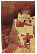 SPEAKER CHIEF TOWER Cliff Palace Mesa Verde National Park COLORADO Postcard CO