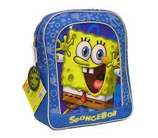 """SpongeBob Squarepants Toddler 11"""" Mini BACKPACK BAG NEW"""