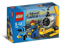LEGO City #7901 - Airplane Mechanic / Mecanicien - RARE - NEW / NEUF - SEALED