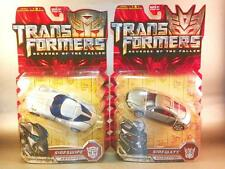 TRANSFORMERS Revenge Of The Fallen ROTF Movie SIDESWIPE / SIDEWAYS Lot New MOSC!