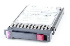 "HP 450 gb 6g dual Port 10k sas 2.5"" hot swap disco duro hard disk - 581310-001"
