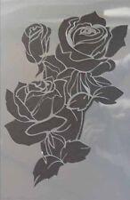 Aerografía galería de símbolos a4 025 Rose