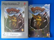"RATCHET & AND CLANK ""NO DISC"" - PS2 ""Australia"""