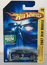 Hot Wheels 2007 New Models #59 SHELBY COBRA DAYTONA COUPE NIP
