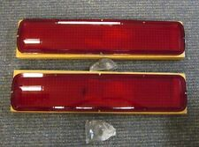 1968-70 NOS Shelby/68 California Special Taillight Lenses