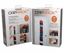 Cap Rack 36 Baseball Hat Holder Rack Organizer Storage Perfect Curve Clip Closet