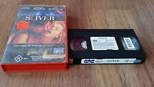 SLIVER - SHARON STONE, WILLIAM BALDWIN - RATED R VHS VIDEO