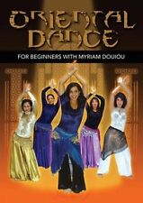 Oriental Dance for Beginners with Myriam Douiou (New DVD) Dancing
