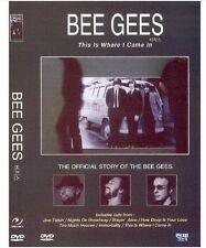 Bee Gees DVD - This Is Where I Came in (New & Sealed)