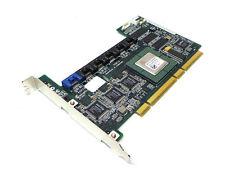 Adaptec AAR-2610SA 64MB 6-Port PCI-X SATA RAID Controller Card DELL 0WC192