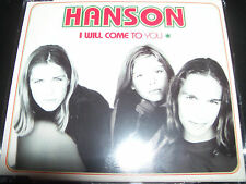 Hanson I Will Come To You 4 Track CD Single (Includes 2 Christmas Tracks )