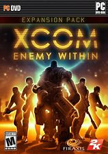 XCOM Enemy Within expansion pack Brand New Sealed